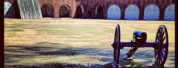 Fort Pulaski is one of Historic/Historical Sights.