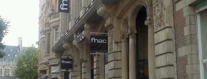 Fnac is one of LEUVEN · Stores & Shops.