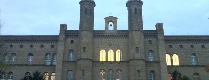 Kunstquartier Bethanien is one of Berlin Best: Sights.