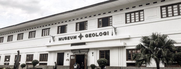 Museum Geologi is one of Museum In Indonesia.