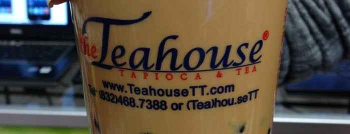 The Teahouse is one of Places I want to try out (eateries).
