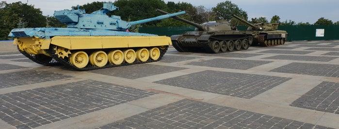 Кольорові танки is one of Kyiv: one day trip.