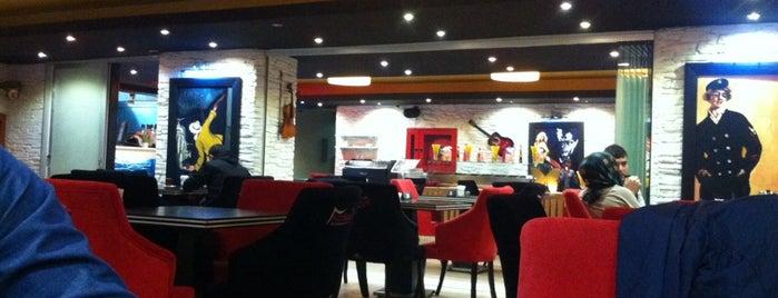 Kızılkaya Cafe is one of TC Murat 님이 좋아한 장소.
