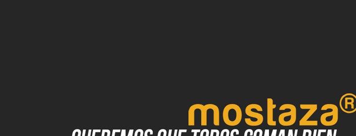 mostaza® is one of Sanwiches & Delicatessen.