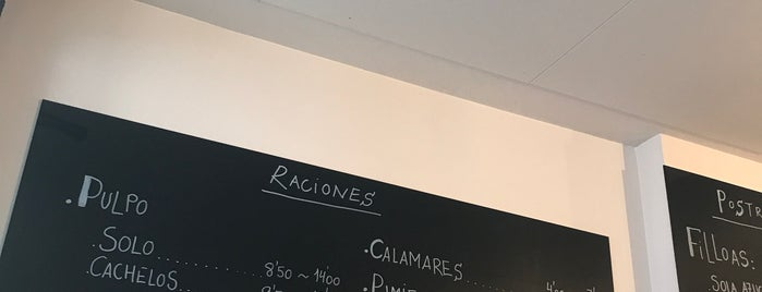 A nova lanchiña is one of Galicia.
