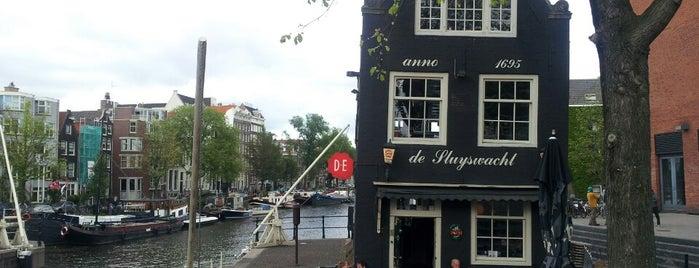 De Sluyswacht is one of The Netherlands.