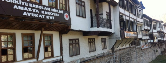 Amasya Avukat Evi is one of Amasra-Sinop-Amasya.
