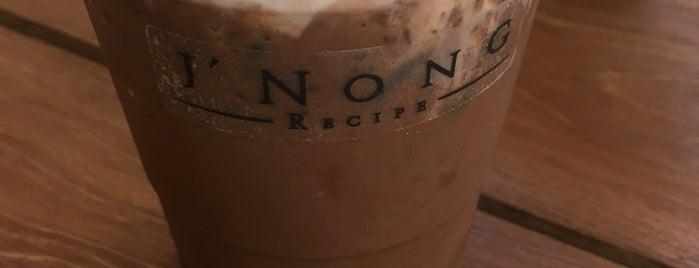 J'nong Recipe is one of สถานที่ที่ Alexandre ถูกใจ.