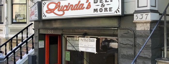 Lucinda's Deli is one of San Francisco 2.