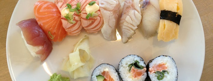 Sushi-san is one of Posti salvati di Tero.