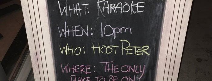 WAYLABAR is one of Top 21 Bars for Dancing by Neighbourhood.
