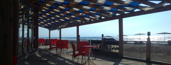 Caretta Beach Restaurant is one of Orte, die Şeyma gefallen.