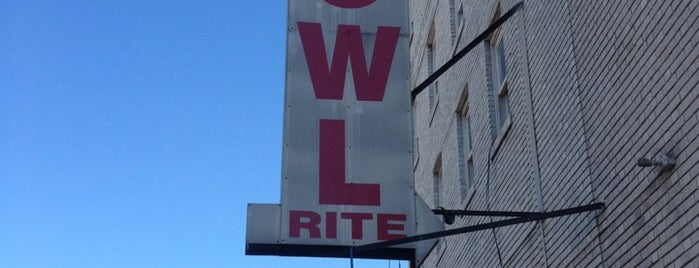 Bowl-Rite Lanes is one of Orte, die Alice gefallen.