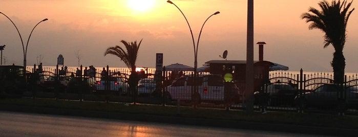 Gün Batımı Cafe & Restaurant is one of Yunus'un Beğendiği Mekanlar.