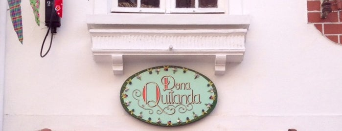 Dona Quitanda is one of Porto Alegre.