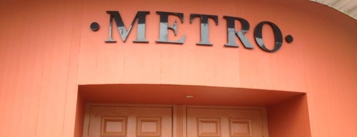 Metro Grille is one of Locais curtidos por Debi.