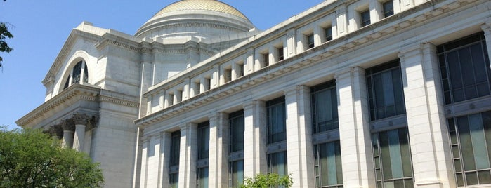 Smithsonian National Museum of Natural History is one of Washington, D.C.'s Best Museums - 2013.