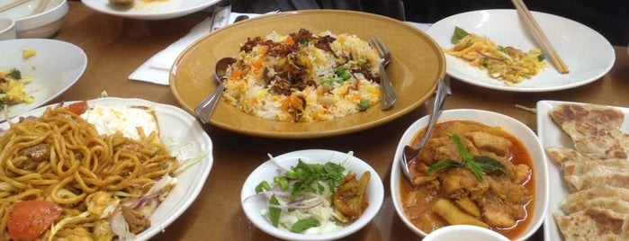 Little Yangon is one of Top SF Spots To Try.
