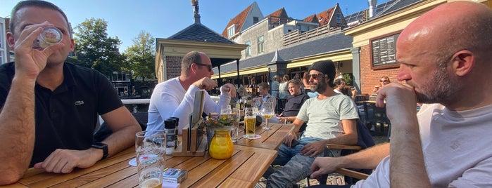 De Koning Eten & Drinken is one of Locais curtidos por Ralf.