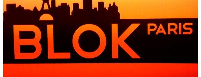 BLOK Paris is one of Bar in Paris.