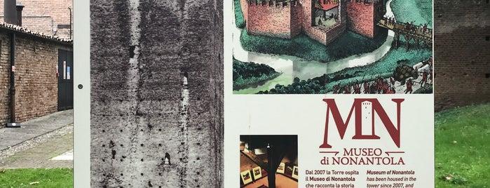 Torre Dei Bolognesi is one of Castelli Italiani.