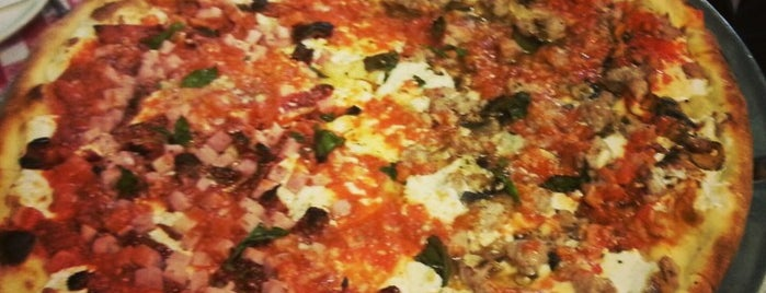 Grimaldi's is one of New Office, More Lunch.