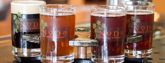 NoDa Brewing Company is one of America's Best Breweries.
