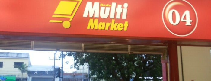 Multi Market is one of Supermercados Parte 2.