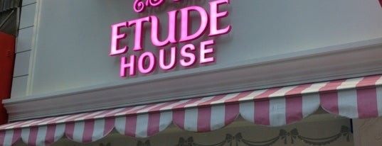 ETUDE HOUSE is one of Seoul.