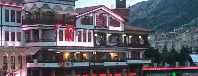 Amasya Saat Kulesi is one of Gezimetre : понравившиеся места.