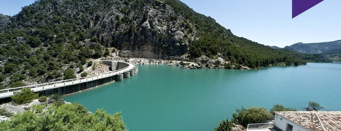 Embalse del Quiebrajano is one of Lugares Míticos de Jaén.