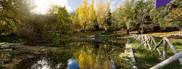 Área Recreativa Fuenmayor is one of Lugares Míticos de Jaén.