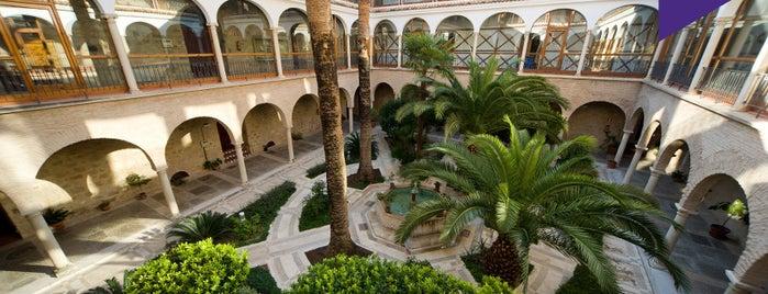 Antiguo Hospital San Juan de Dios is one of Lugares Míticos de Jaén.