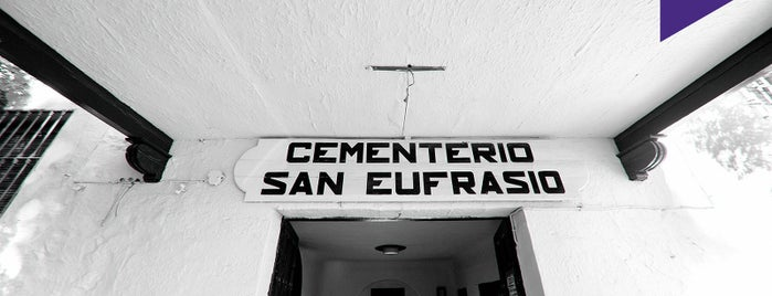 Cementerio de San Eufrasio is one of Lugares Míticos de Jaén.