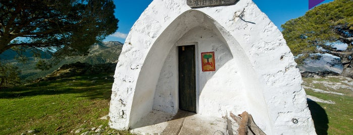 Refugio Cruz de la Chimba is one of Lugares Míticos de Jaén.