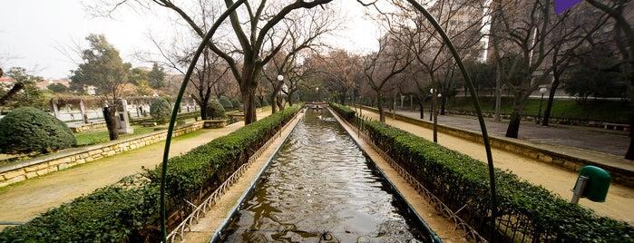 Parque de La Concordia is one of Lugares Míticos de Jaén.