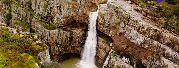 Cascada de La Cimbarra is one of Lugares Míticos de Jaén.