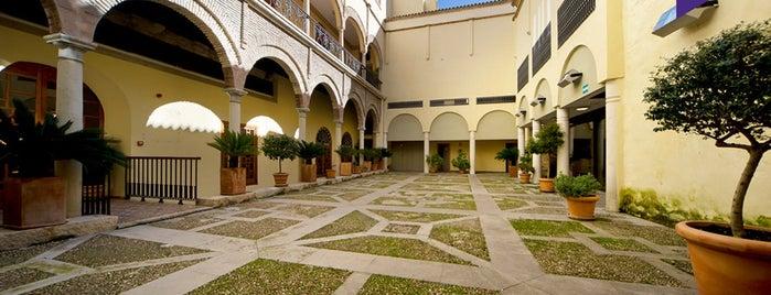 Palacio del Condestable Iranzo is one of Lugares Míticos de Jaén.