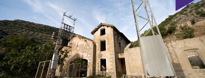 Antigua Fábrica de Luz is one of Lugares Míticos de Jaén.