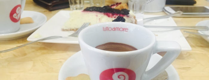 TuttoAmore is one of Pasticcerie vegan-friendly a Milano e dintorni.