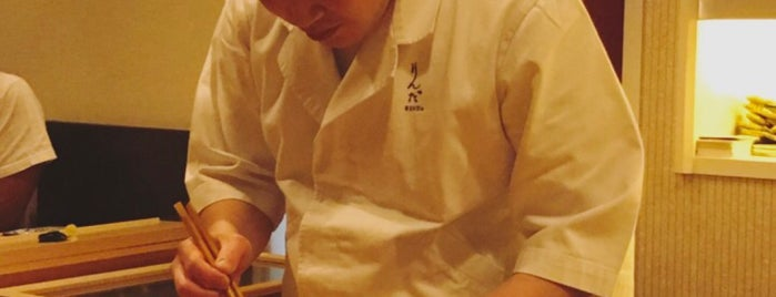 Sushi Rinda is one of Tokyo Sushi.