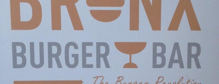 The Bronx Burger Bar is one of Lugares guardados de Balázs.