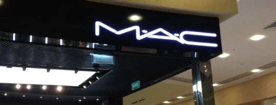 MAC Cosmetics is one of Novosibirsk TOP places.