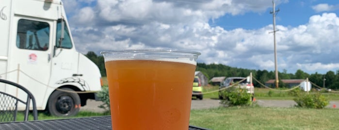 Ausable Brewing is one of Breweries To Do.