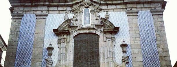 Igreja de S. Nicolau is one of Porto.