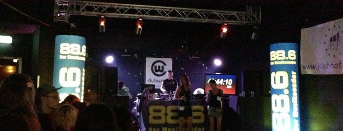 Warehouse is one of Austria Clubkultur.