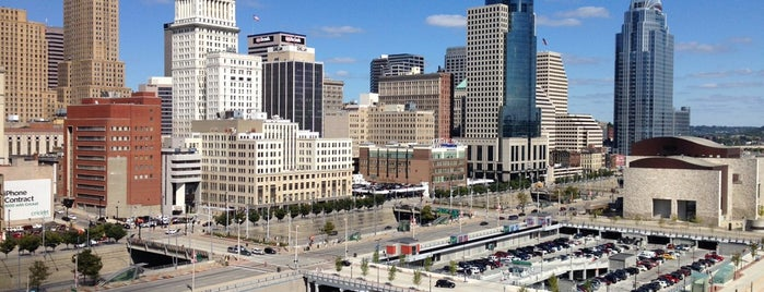 City of Cincinnati is one of Most Populous Cities in the United States.