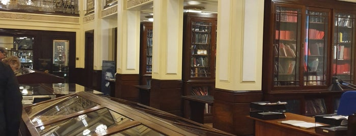 Library and Museum of Freemasonry is one of Free Museums in London.
