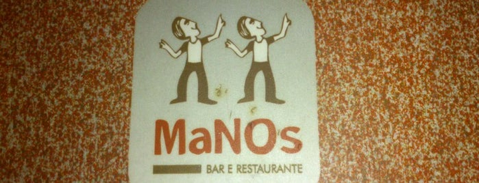 Mano's Bar is one of Vale a pena conhecer.
