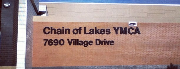 Lino Lakes YMCA is one of more to do list.